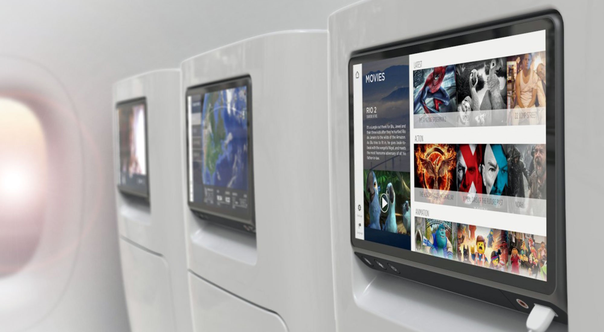 Designing a Holistic In-Flight Entertainment Experience