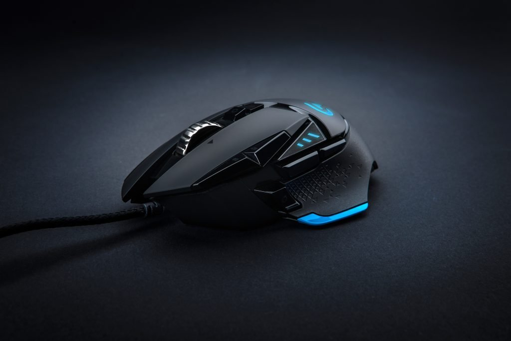 The computer mouse is an icon for interaction design. The G 502 was the best-selling gaming mouse in the world in 2016.