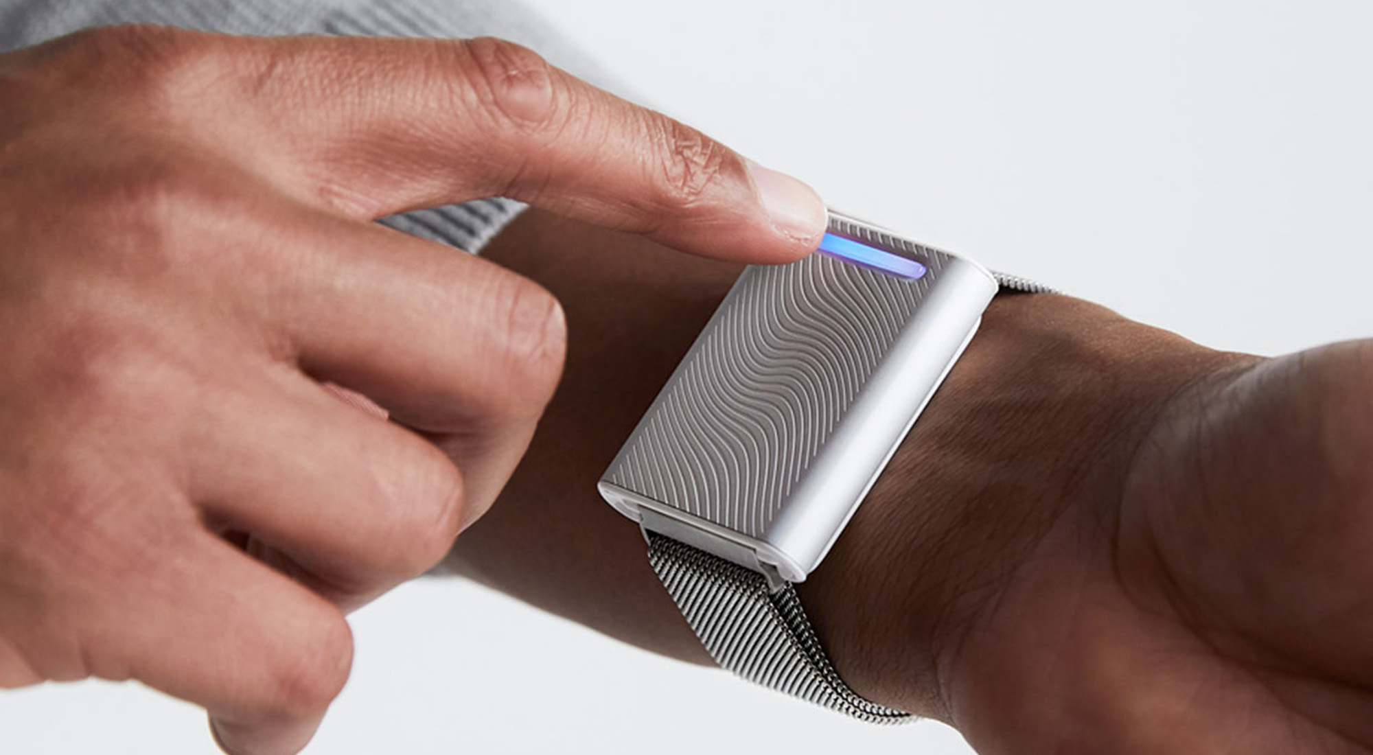 ces consumer tech showcase wearable tech design partners monitor personal health wrist