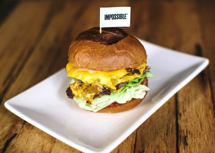 ces consumer tech showcase wearable tech design partners the impossible burger