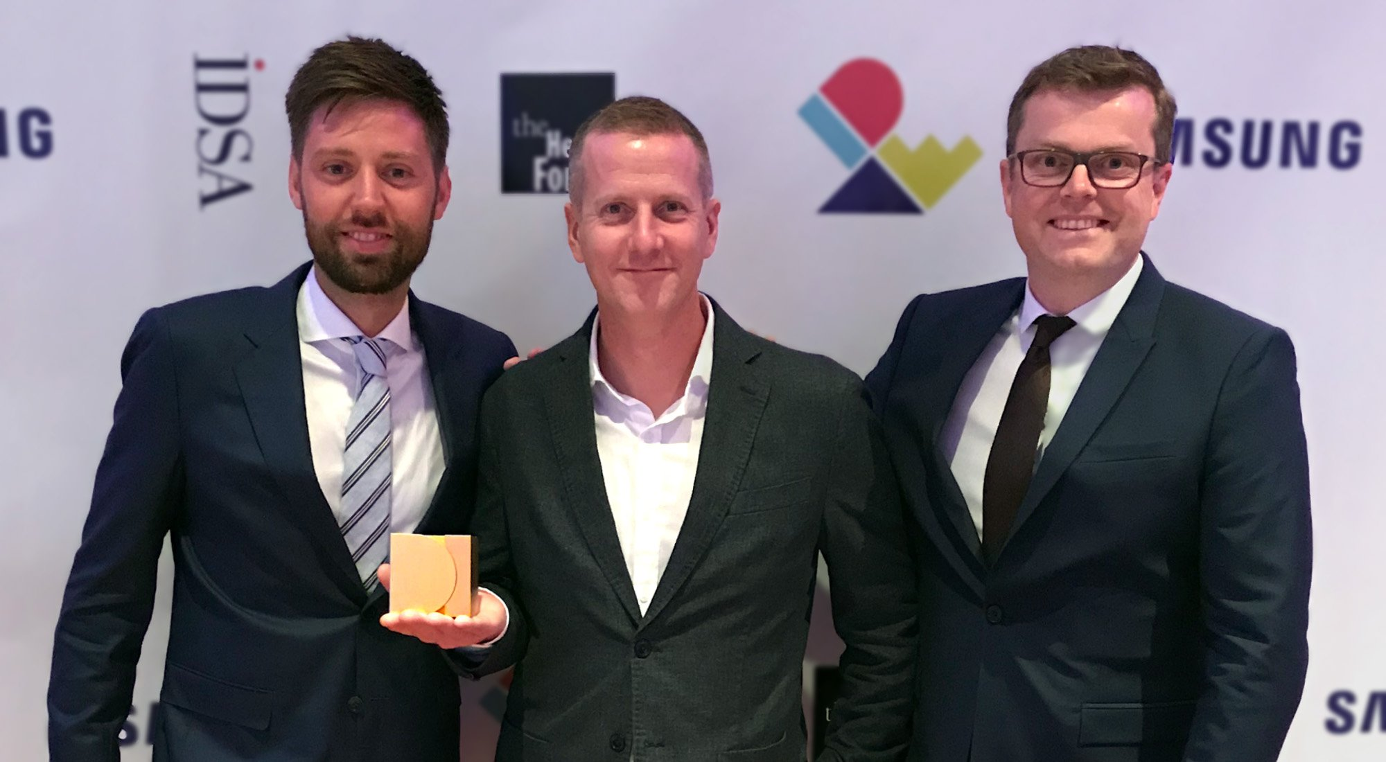 MX Vertical wins IDEA Gold