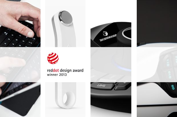 Four Red Dot Design Awards Design Partners